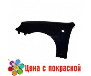 Крыло переднее правое CHEVROLET LANOS (98-) (Украина) с отв п/повт.