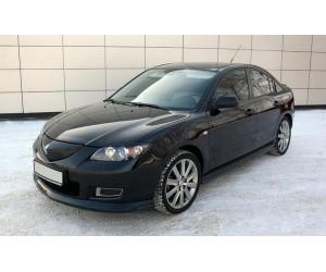 пороги на Mazda 3