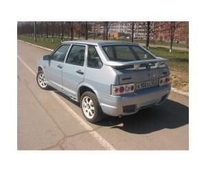 Пороги на ВАЗ 2114 тюнинг V-MAX Sport 2