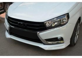 Lada Vesta Клыки переднего бампера