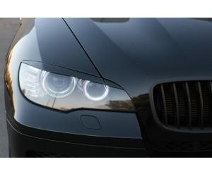 Реснички фар на BMW-6 E-71