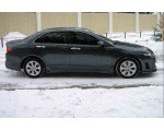 Пороги Honda Accord в стиле MUGEN 2002-2006г.