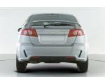 Бампер задний Chevrolet Lacetti YTS hatchback