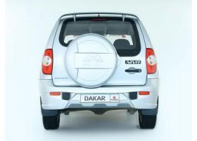 бокс запасного колеса Chevrolet Niva Dakar
