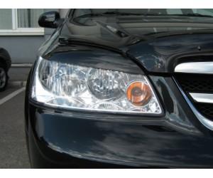 Ресницы Chevrolet Lacetti (седан).