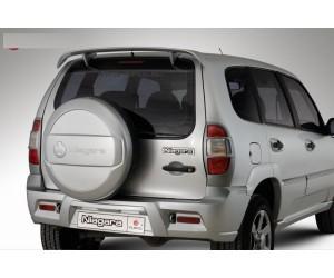 Бампер задний Chevrolet Niva Niagara 3