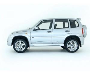 Накладки на ручки двери Chevrolet Niva Dakar