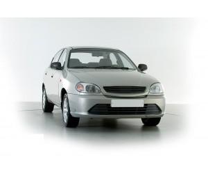 Бампер передний Chevrolet Lanos Galant 2