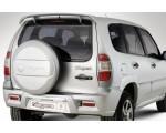 Чехол запасного колеса Chevrolet Niva Niagara