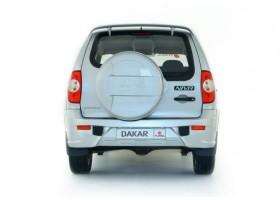 Бампер задний Chevrolet Niva Dakar