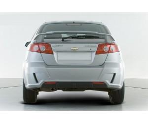 Бампер задний Chevrolet Lacetti YTG hatchback