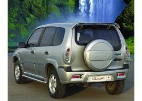 Бампер задний Chevrolet Niva Niagara