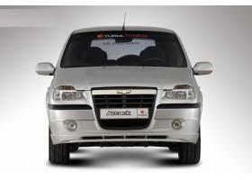Бампер передний Chevrolet Niva Attack