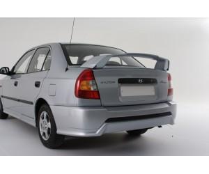 Спойлер Hyundai Accent YT