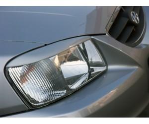 Реснички на фары Hyundai Accent