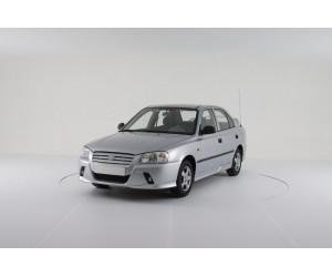 Бампер передний Hyundai Accent YT