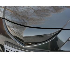 Маска глухая на Mazda 3