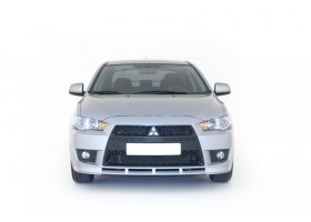 """Бампер передний Mitsubishi Lancer X """" YT"""""""