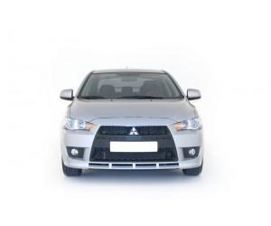 Бампер передний Mitsubishi Lancer X  YT