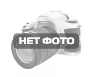 Защита переднего бампера двойная с зубьями Ø63/63мм Toyota Land Cruiser 200 (нерж) (2012 - )