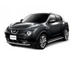 Защита переднего бампера одинарная Ø63мм Nissan Juke (нерж)