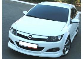 Юбка переднего бампера Opel 3Х дверный