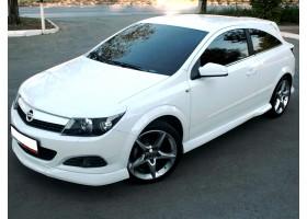 пороги Opel 3Х дверный
