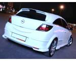 реснички задние Opel 3Х дверный