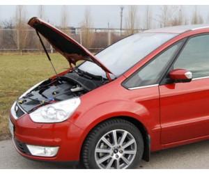 Упор капота Ford S-MAXGalaxy (2006).