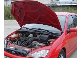 Упор капота Ford Focus 2 (1998-2004).