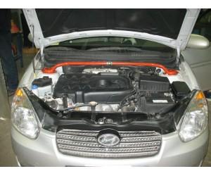 Растяжка передних стоек Hyundai Accent