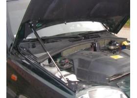 Упор капота Chevrolet Niva (2002).
