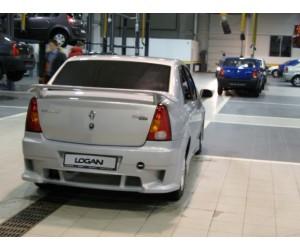 Спойлер Renault Logan power 2