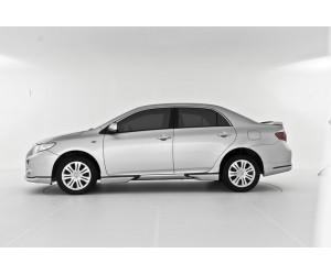 пороги YT Toyota Corolla