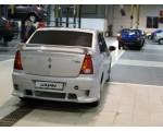Спойлер Renault Logan power