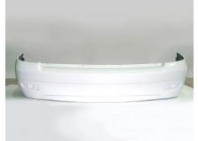 Задний бампер ВАЗ 2172 (без усилителя).