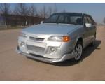 Накладки на двери тюнинг V-MAX Sport 2 на ВАЗ 2114, 2115
