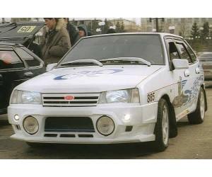 Пороги 2109DM Sport на ВАЗ 2109