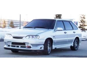 Тюнинг ВАЗ 2114 RS