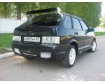 Пороги тюнинг V-MAX Sport на ВАЗ 2114