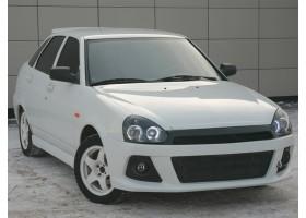 """Пороги """"Снайпер WRC"""" на Лада Приора"""