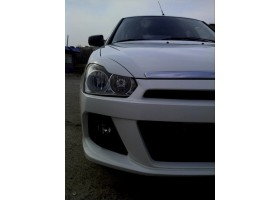 "Реснички ""Снайпер WRC"" на Лада Приора"