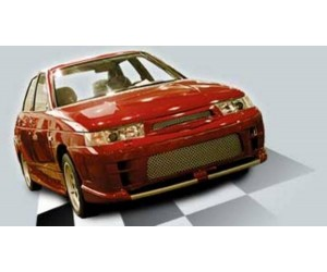 Решетка радиатора Titan Racing на ВАЗ 2110 -12