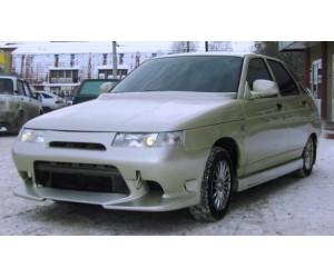 """Передний бампер ВАЗ 2110 """"AVR Лукойл"""""""
