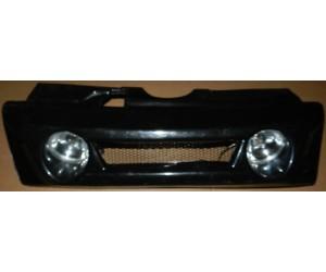 Решетка ВАЗ 2110-2112 с фарами и сеткой