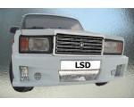Бампер передний «LSD» на ВАЗ 2105,07