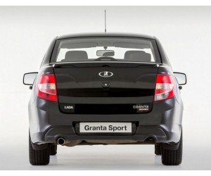 Задний бампер Granta-Sport