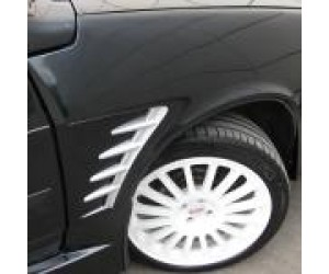 Крылья передние комплект ВАЗ 2114 LSD